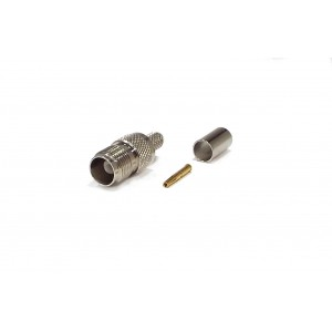 TNC Crimp Jack for RG59 Cable