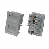 Cat 6 LJ6C Low Profile Module Excel (100-297)