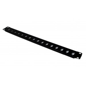 16 Way Unloaded Patch Panel D25