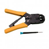 Heavy Duty Modular Crimp Tool RJ45/RJ11