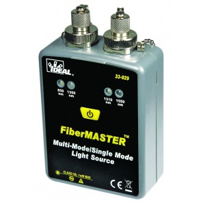 Fibre MasterFibre Optic Test Kit - Ideal