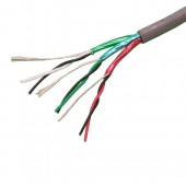 3 Individual Pair (Belden 8777 Equivalent) Individually Shielded Cable