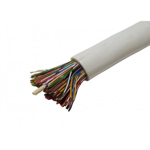 White 3 Pair Cw1308 Telephone Cabletelephone Wiringcw1308