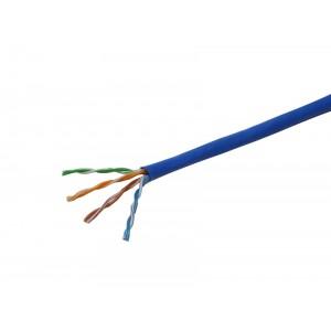 Cat 5e UTP Blue Patch Cable 500m