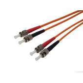 ST-ST Duplex Patch Cord 50/125 OM2