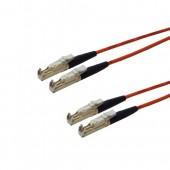 E2000-E2000 Duplex Patch Cord 62.5/125 OM1