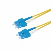 SC-SC Singlemode Duplex Patch Cord 9/125 OS2