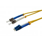ST-LC Singlemode Duplex Patch Cord 9/125 OS2