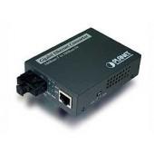 UTP-Fibre Media Converter Gigabit SC