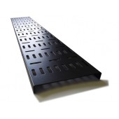 27U Cable Management Tray 150mm