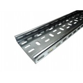 Unistrut Medium Duty Tray 100mm 3m Galvanised (TUMLT100/10PG)