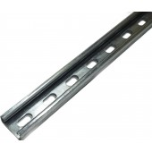 Unistrut 21mm Channel M10 Slot 3m Galvanised (P3300T10X3)