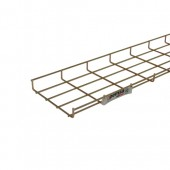 Byrco Wire Basket Tray Height 35mm Rejiband 3m