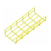 Byrco Wire Basket Tray Height 100mm Rejiband 3m