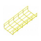 Byrco Wire Basket Tray Height 100mm Rejiband 3m