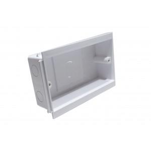 Cableline 35mm 2 Gang Back Box (Mita:CLB 4-2W)