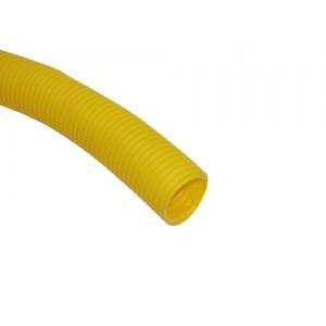 Flexible 40mm Yellow Conduit 25m