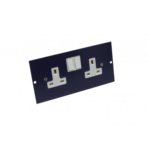 Thorsman Floor Box Twin Switched Socket 13 Amp Ins55301